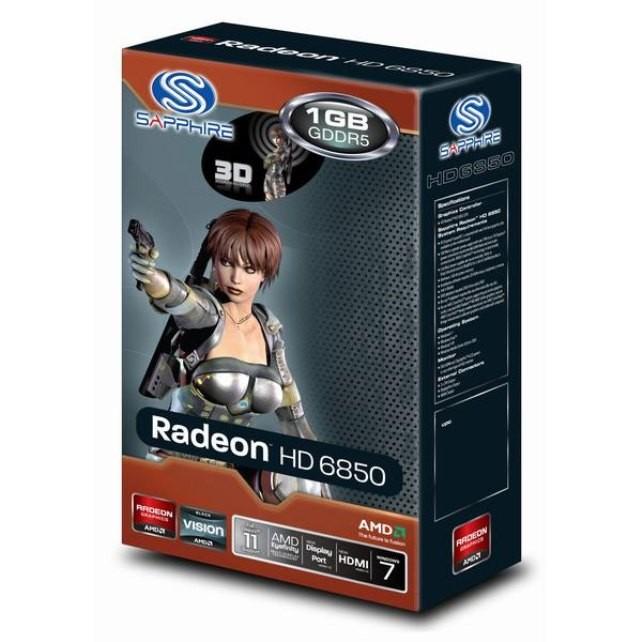 Radeon Скачать Драйвер 6850