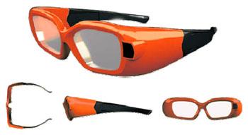 3D Vision Очки Инструкция