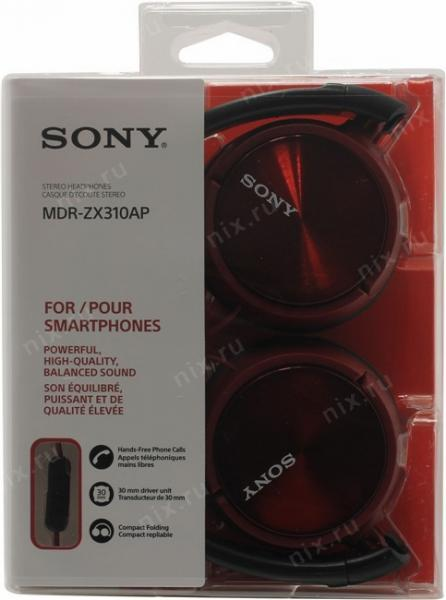 Sony MDR-ZX310APRQ