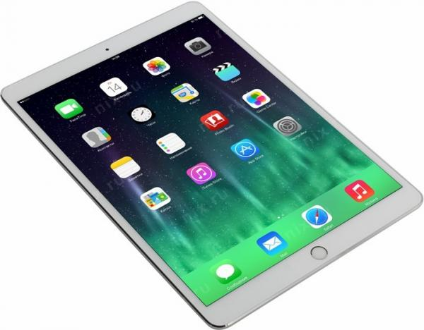 Apple iPad Pro 10.5-inch Wi-Fi 64GB - Silver (MQDW2RU/A)