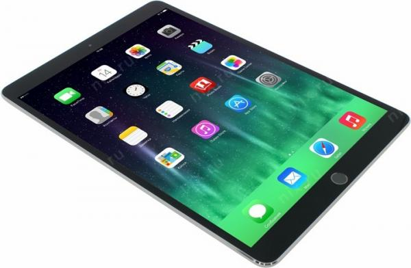 Apple iPad Pro 10.5-inch Wi-Fi 64GB - Space Grey (MQDT2RU/A)