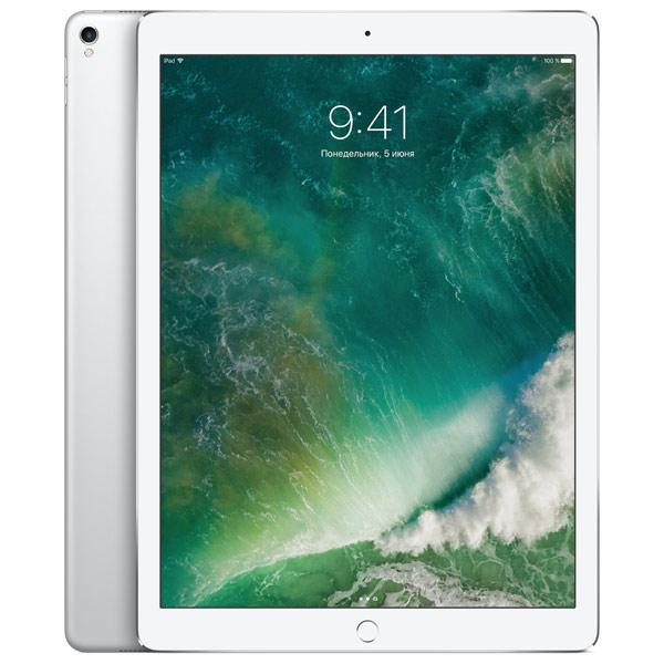 Apple iPad Pro 12.9-inch Wi-Fi 256GB - Silver (MP6H2RU/A)