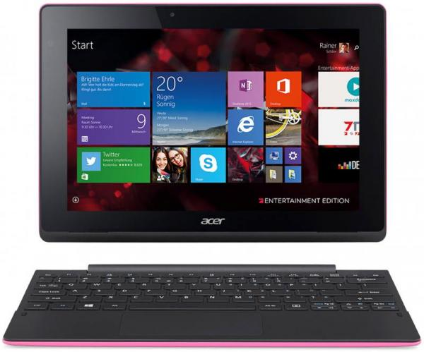 Планшет Acer Aspire Switch 10E SW3-016-140S NT.G8ZER.001
