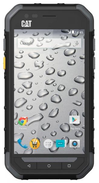 Смартфон Caterpillar S30 Black черный